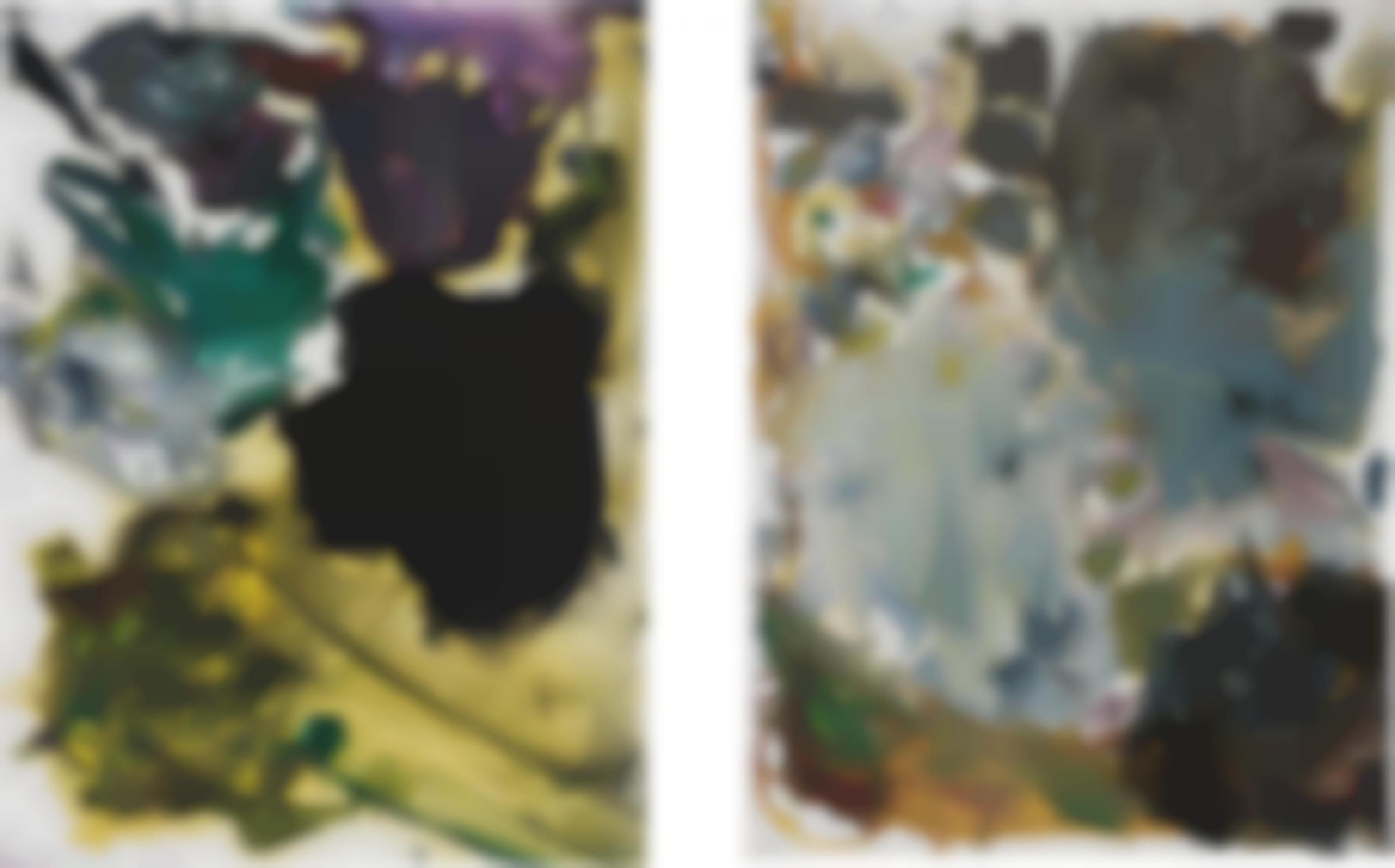 Josh Smith-Two Works: (i) Untitled (ii) Untitled-2006