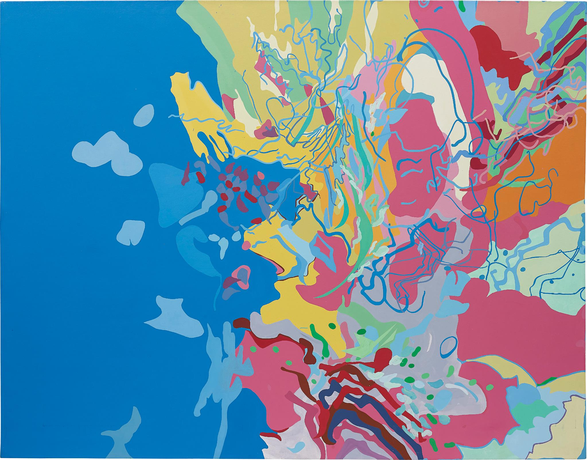 Oona Ratcliffe-Duskier Cries-2004