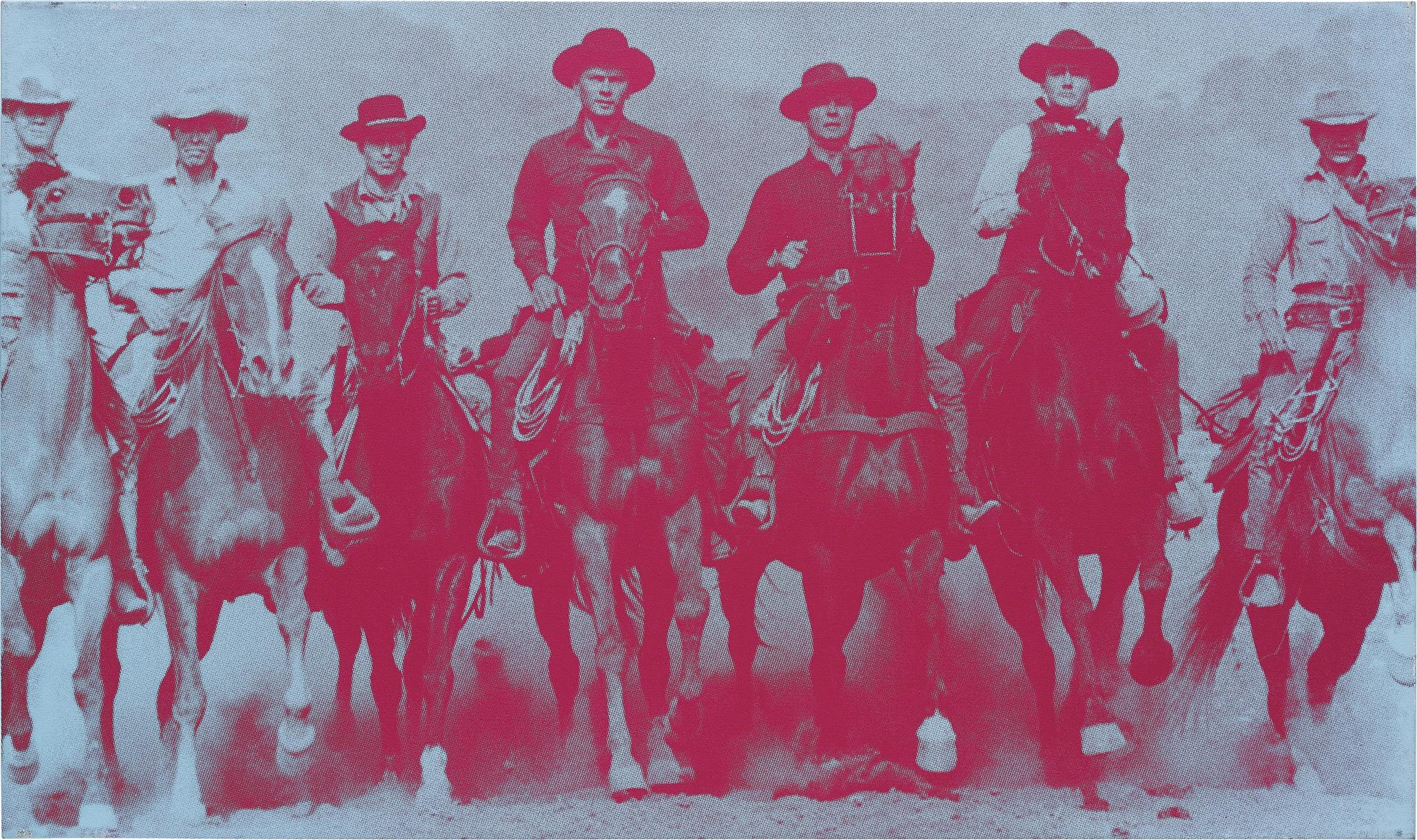 Russell Young-Magnificent Seven-2007