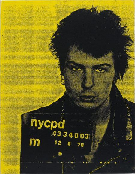 Russell Young-Sid Vicious-2006