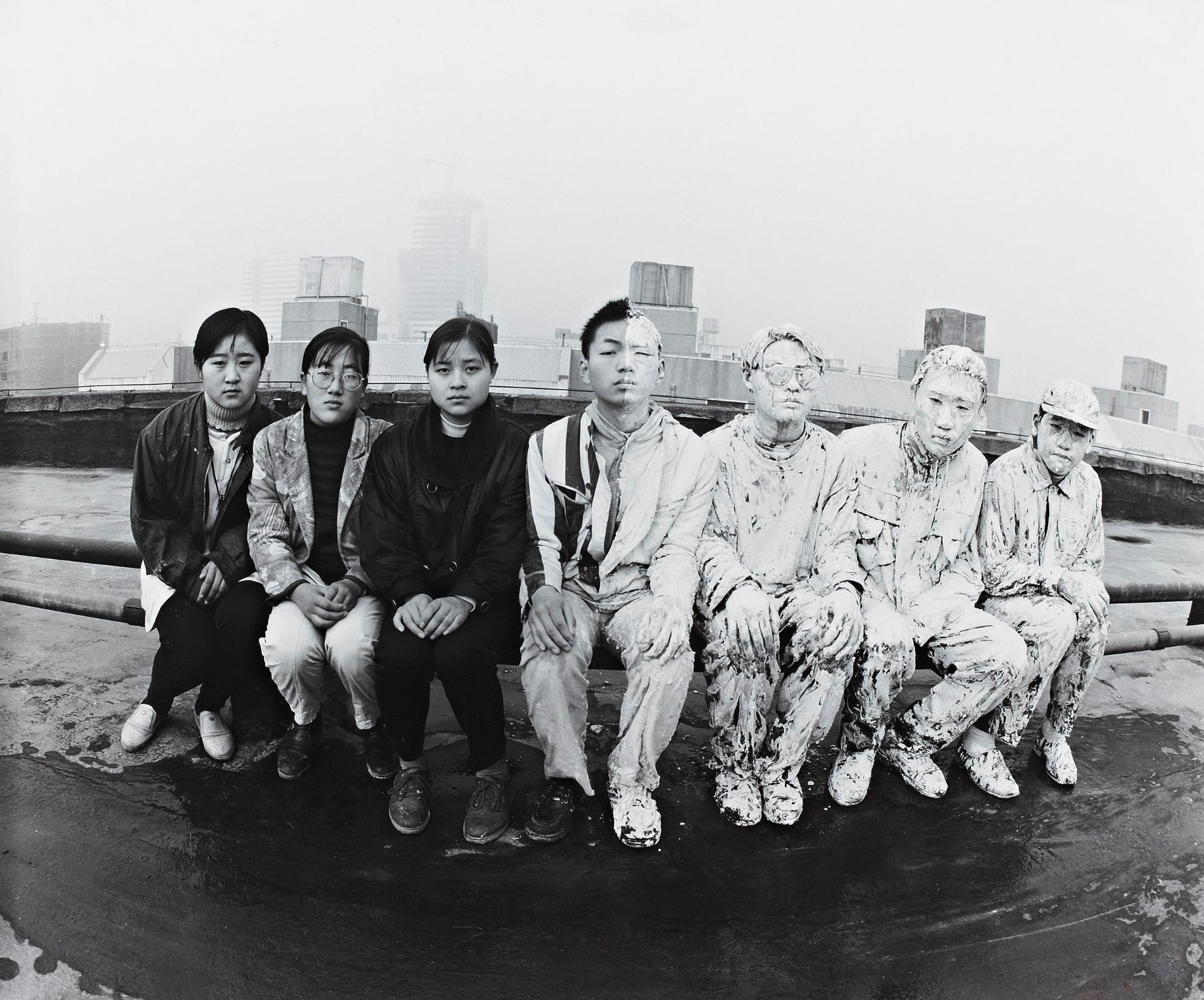 Li Wen-Cut in Half-1996