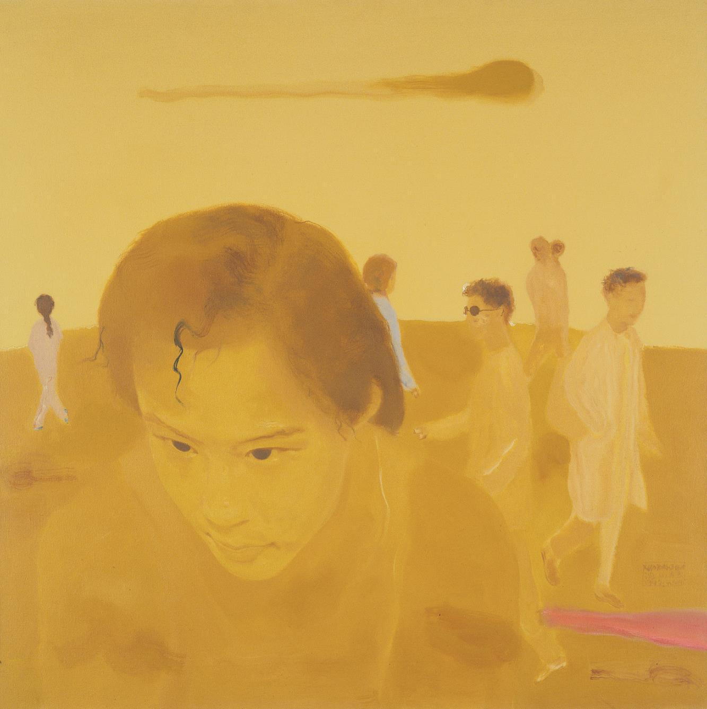 Shen Xiaotong-Diary of Temptation No. 23-1997