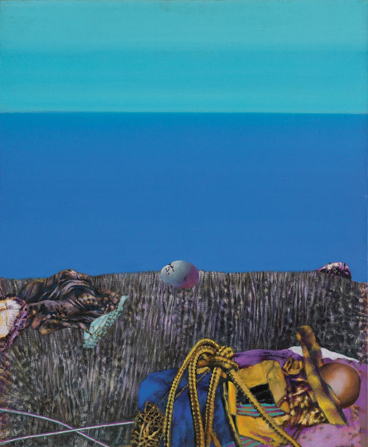 Yuri Dyshlenko-Return to Landscape-1986