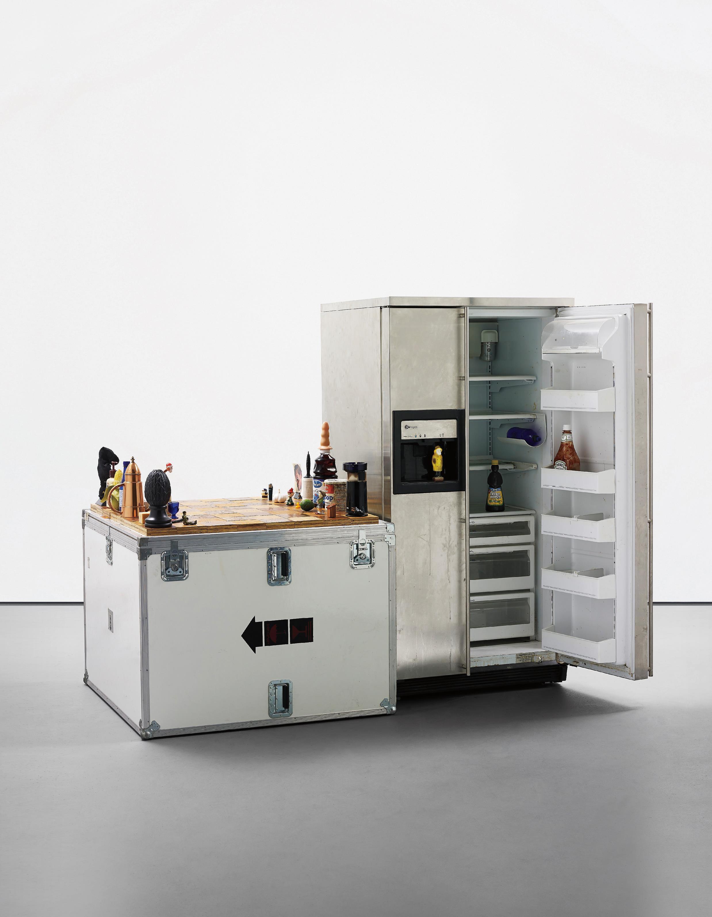 Paul McCarthy-Kitchen Set-2003