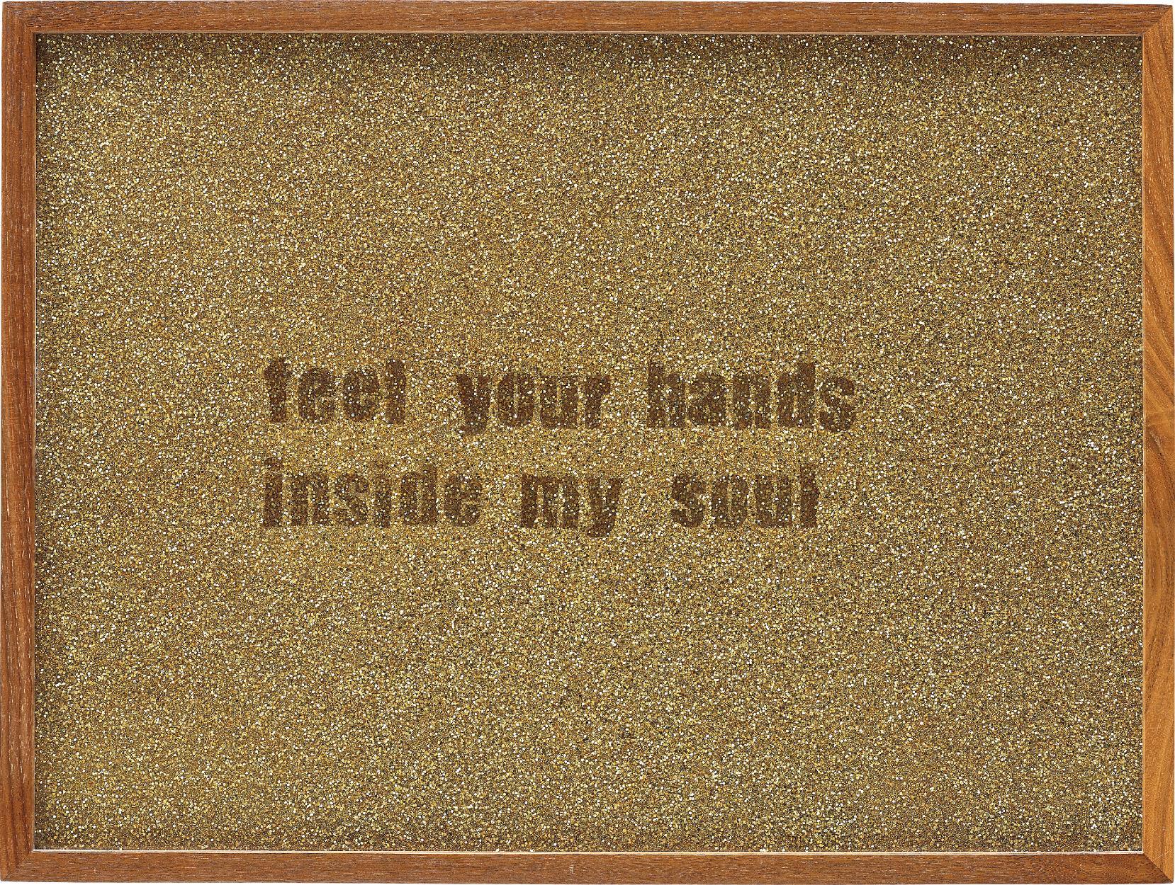 Walead Beshty-Feel Your Hands Inside My Soul-2005