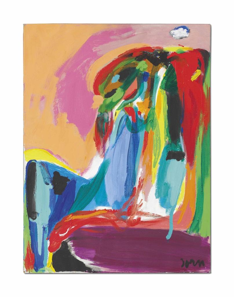 Asger Jorn-Impossible Pangs-1969