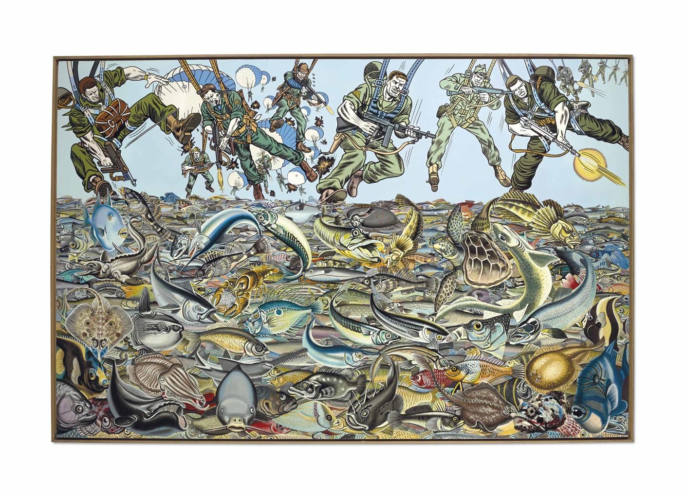 Erro-Fishscape-1974