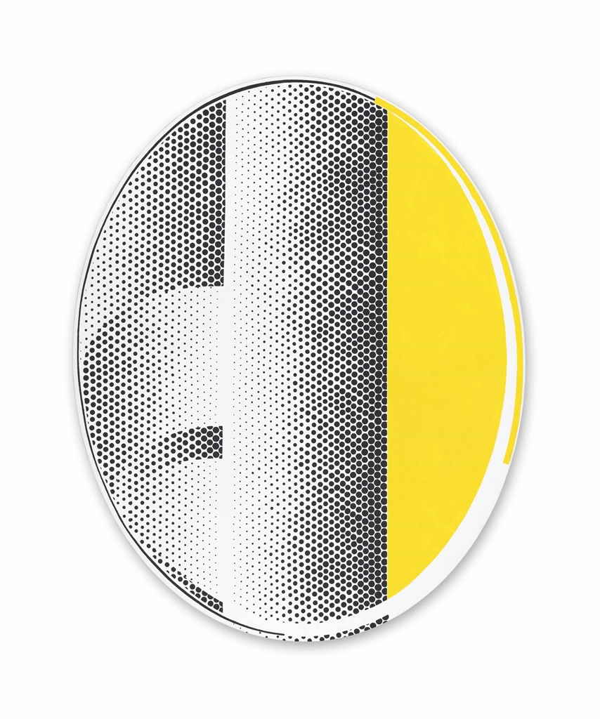 "Jonathan Horowitz-Self-Portrait In Mirror #2"" (Amy)-2015"