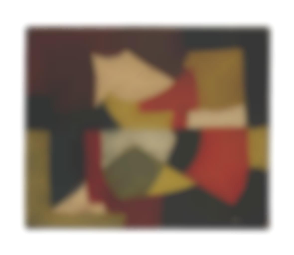 Serge Poliakoff-Composition-1953