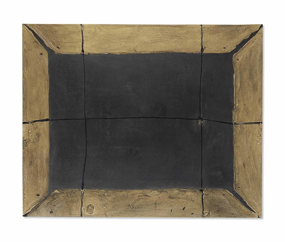 Antoni Tapies-Grande Enveloppe-1968