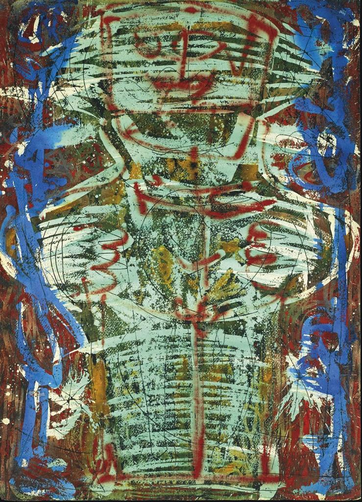 Alfonso Ossorio-Untitled-1950