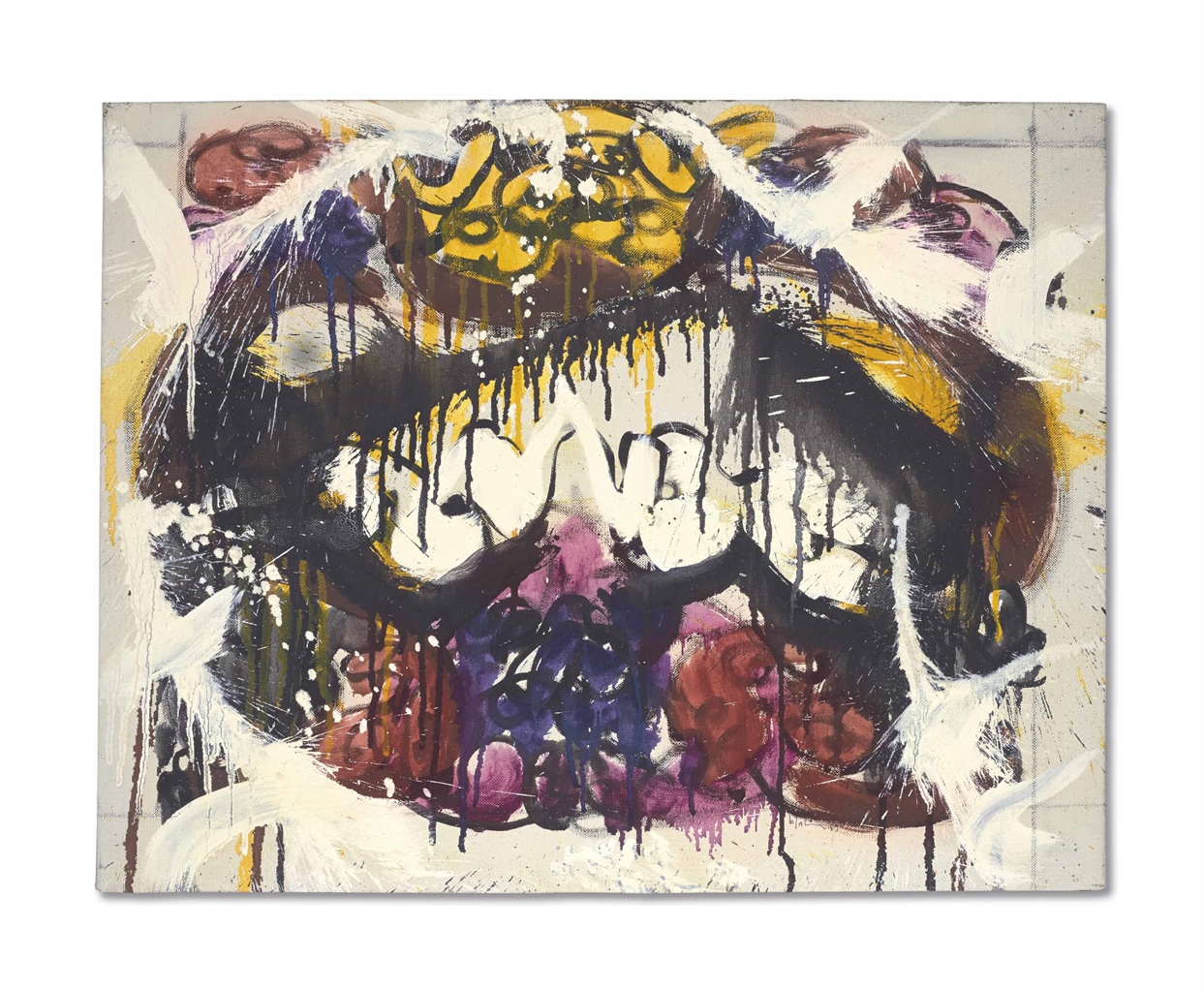 Norman Bluhm-Untitled-1989