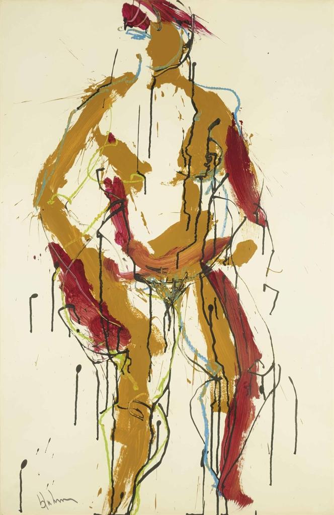 Norman Bluhm-Nu No. 1-1967