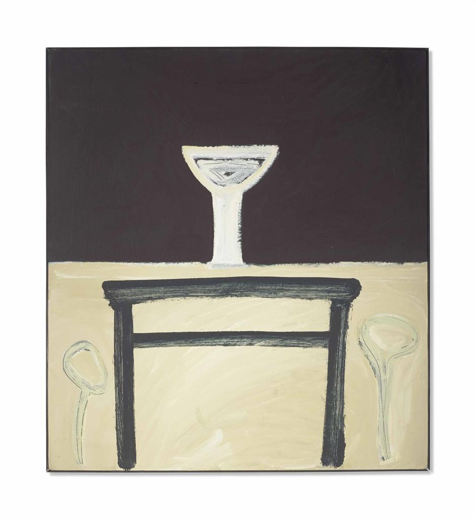 Maya Andersson-Le Vase De Goya-1993