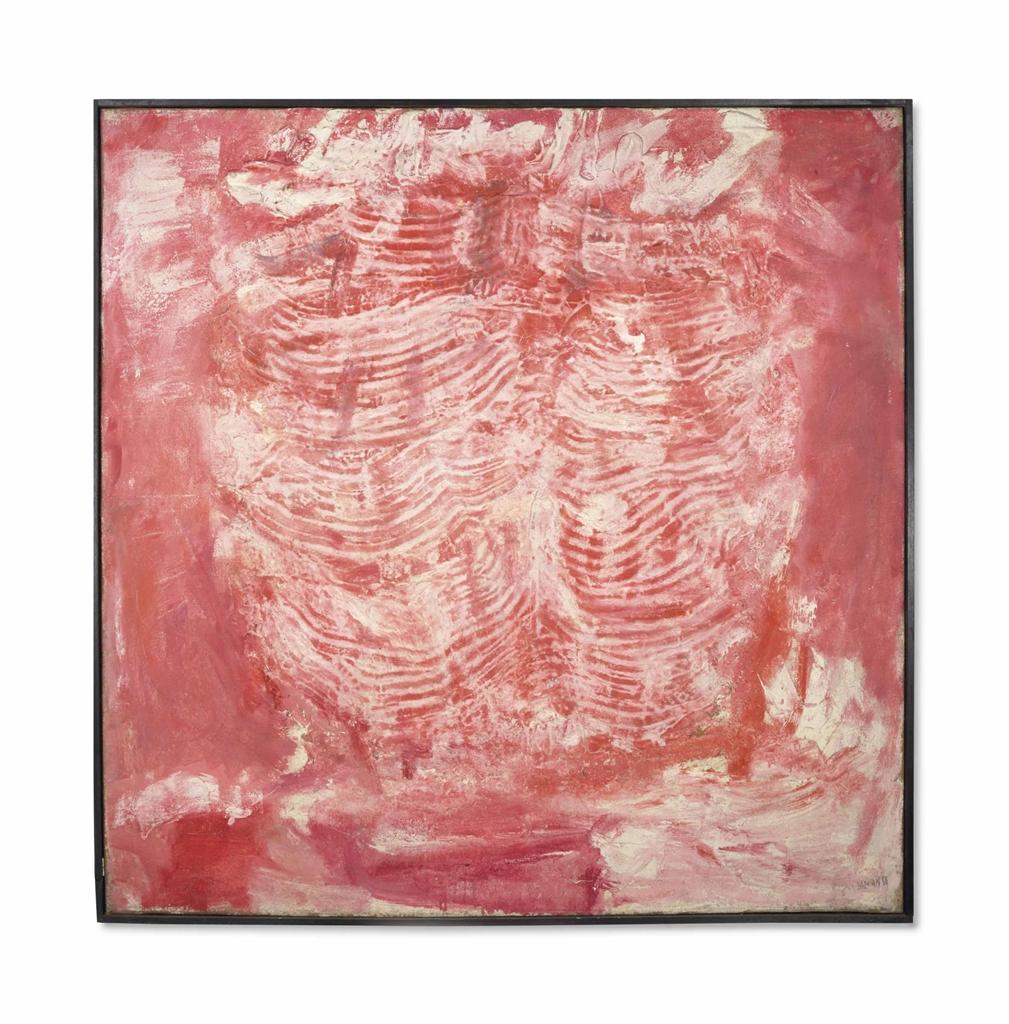 Horia Damian-Forme Rose-1959