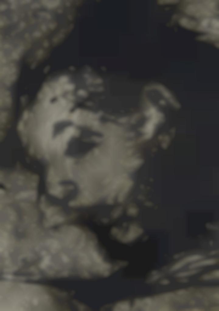 Arnulf Rainer-Gesischter Mit Goya No. 63-1983