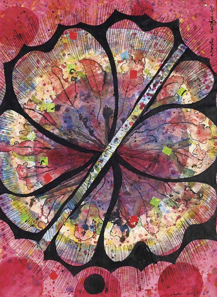 Christo Coetzee-Untitled-1963