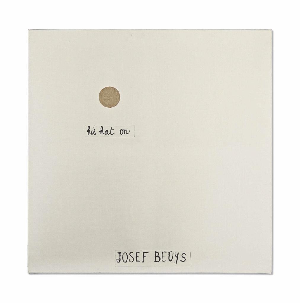 Robert Filliou-Joseph Beuys (Bien Fait, Mal Fait, Pas Fait)-1972