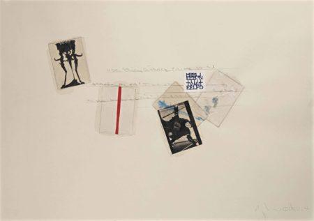 Alighiero Boetti-Untitled (Mettere I Verbi Al Infinitivo)-1988