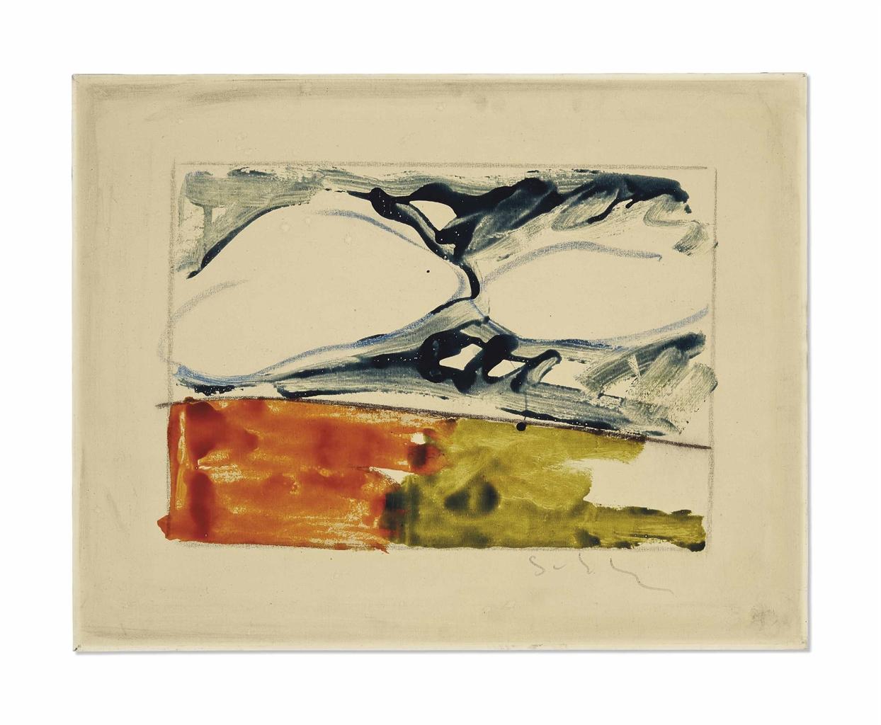 Mario Schifano-Untitled-1979
