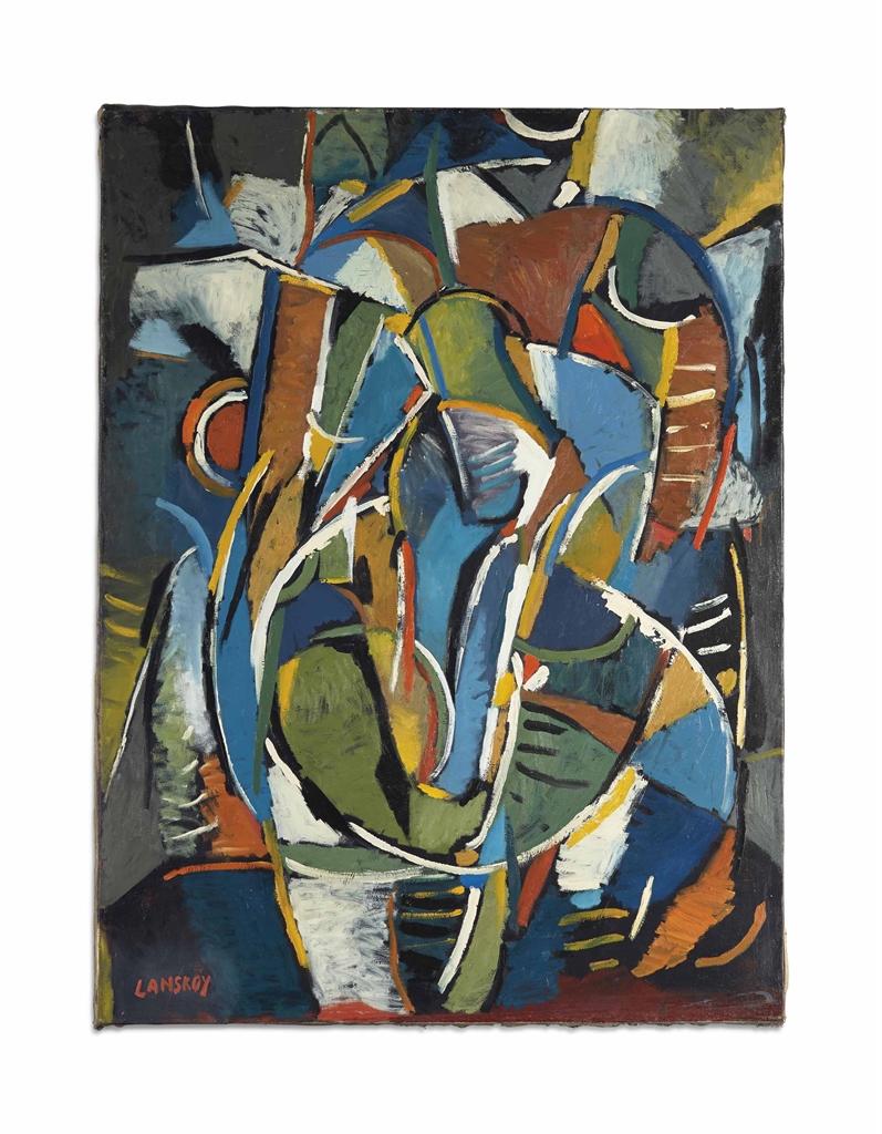 Andre Lanskoy-Untitled-1954