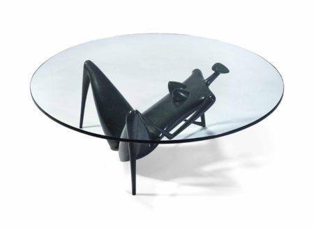 Philippe Hiquily-La Table Leda-1994