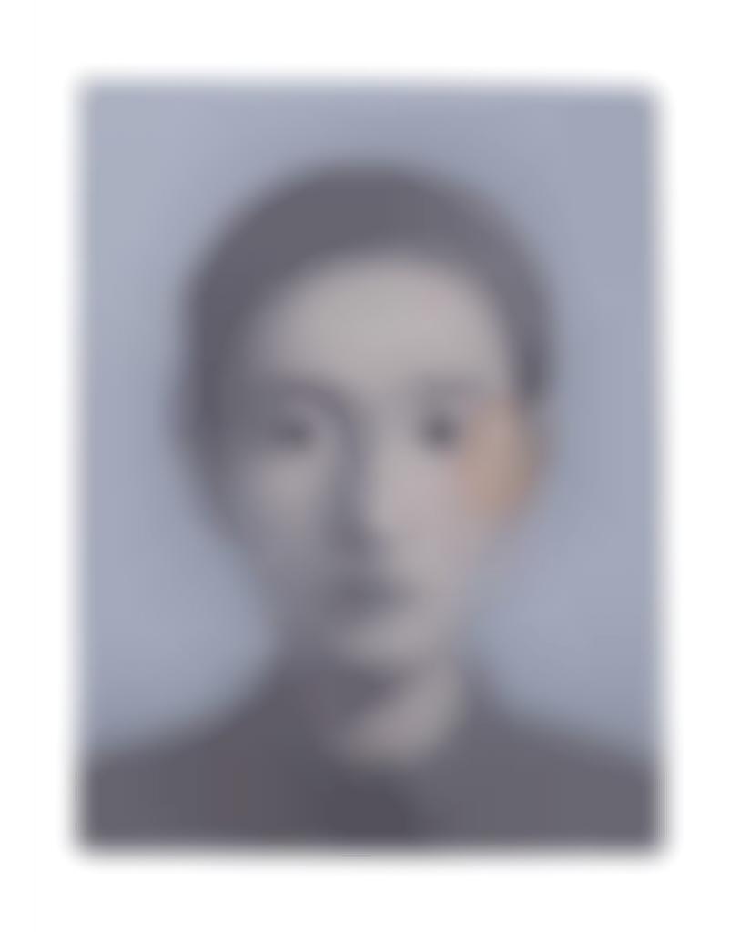 Zhang Xiaogang-Untitled-1999