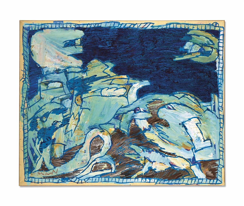 Pierre Alechinsky-Sattendre A Tout-1994