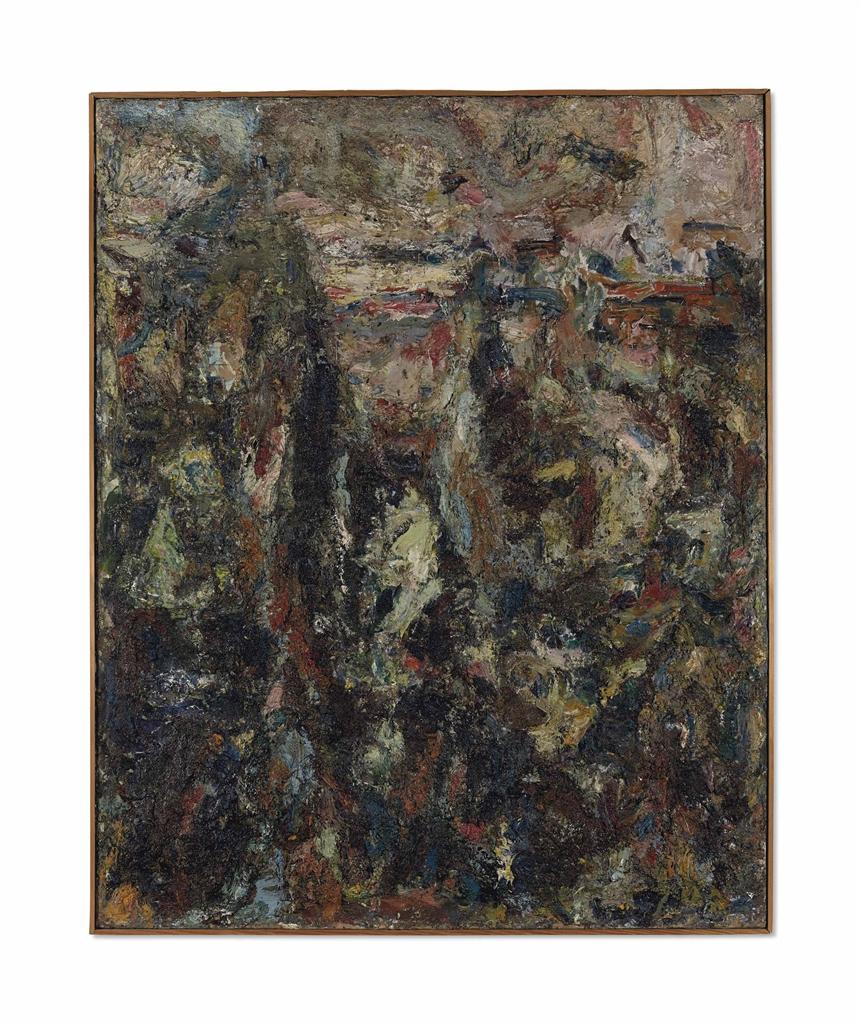 Eugene Leroy-Espace-1963