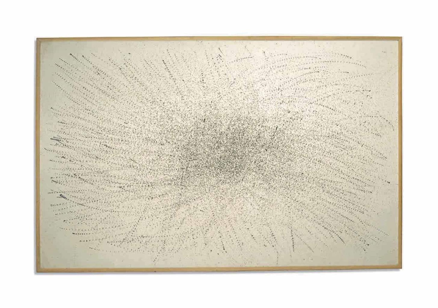 Bernard Requichot-Traces Graphiques-1958