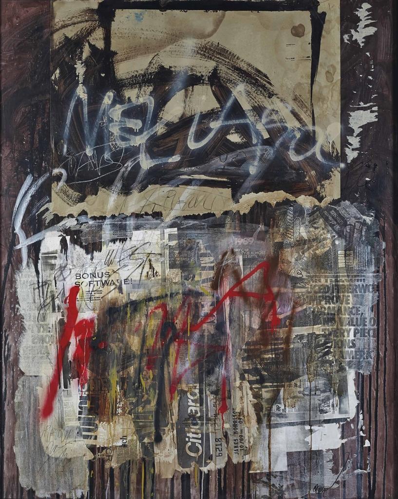 Antoni Clave-West Side-1990