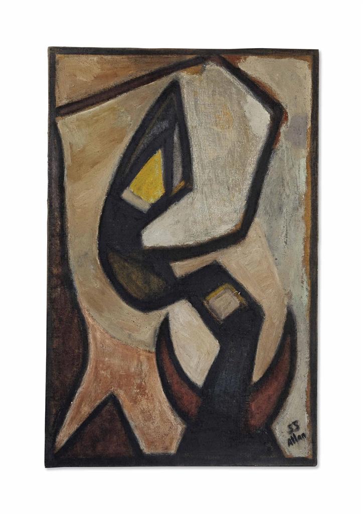 Jean-Michel Atlan-Untitled-1955