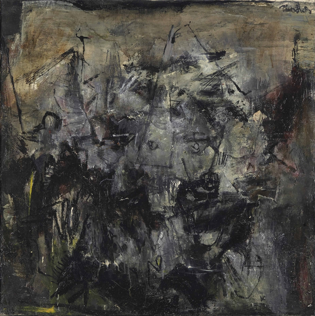 Hans Platschek-Le Rane-1960