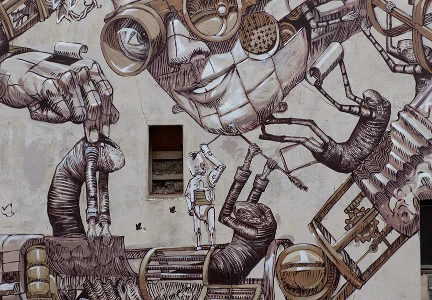 Phlegm and Pixelpancho