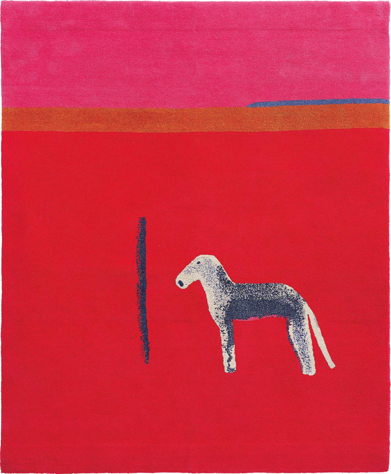 Craigie Aitchison-Bedlington In Red-2012