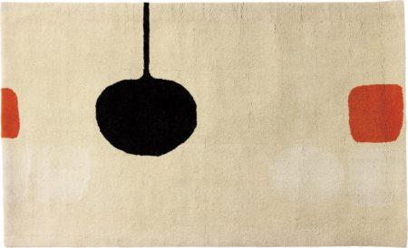 William Scott-Still Life with Orange Notes-1980