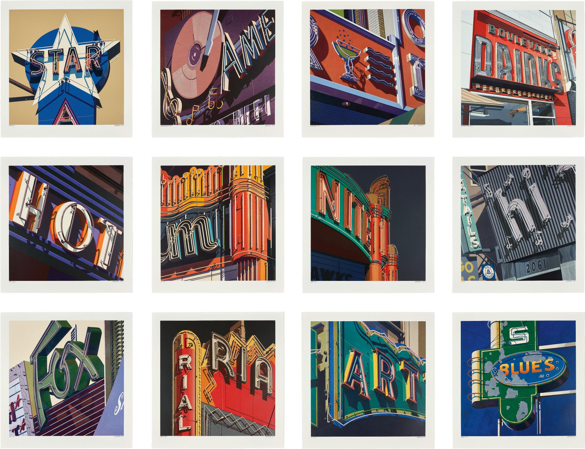 Robert Cottingham-American Signs-2009