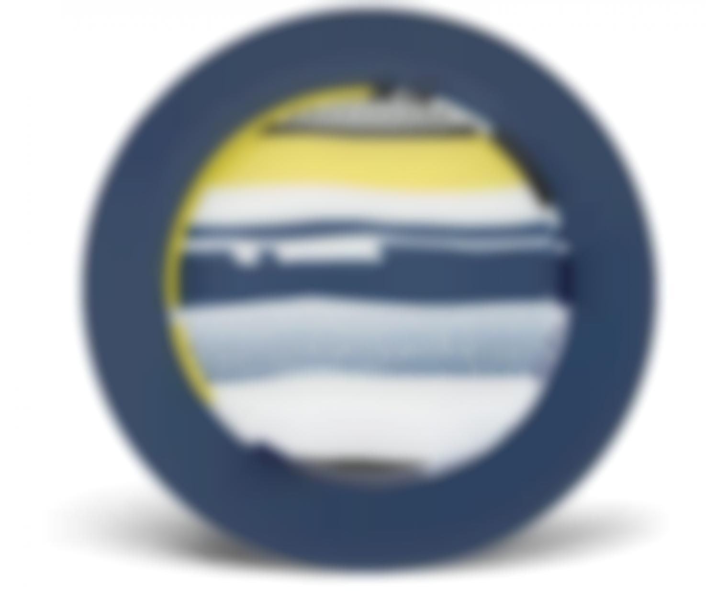 Roy Lichtenstein-Six abstract service plates-1990