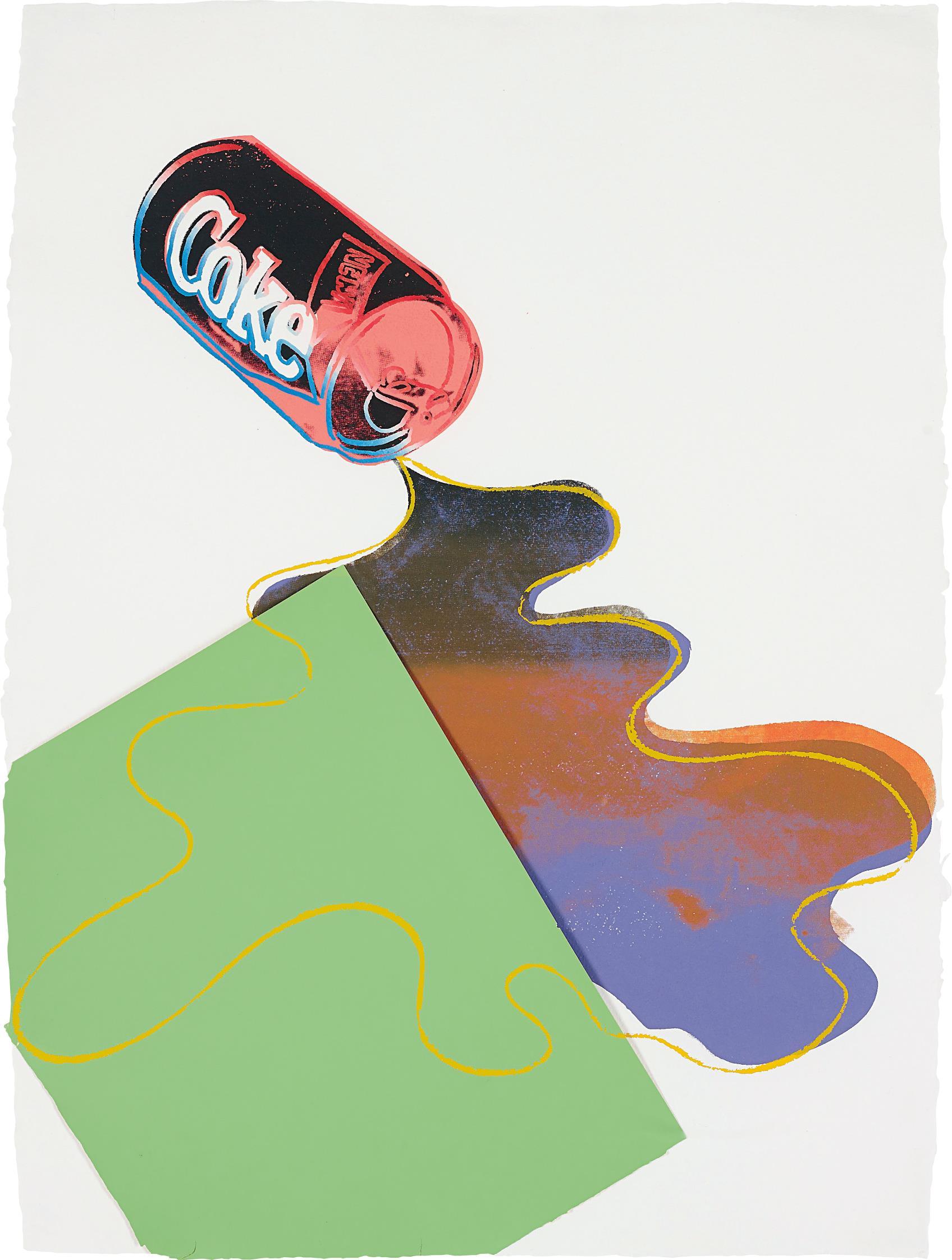 Andy Warhol-New Coke-1985