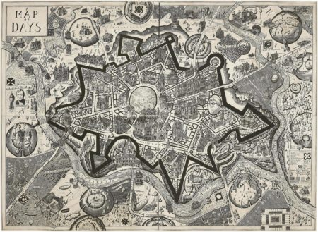 Grayson Perry-Map of Days-2013
