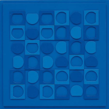 Victor Vasarely-Bellatrix-1970