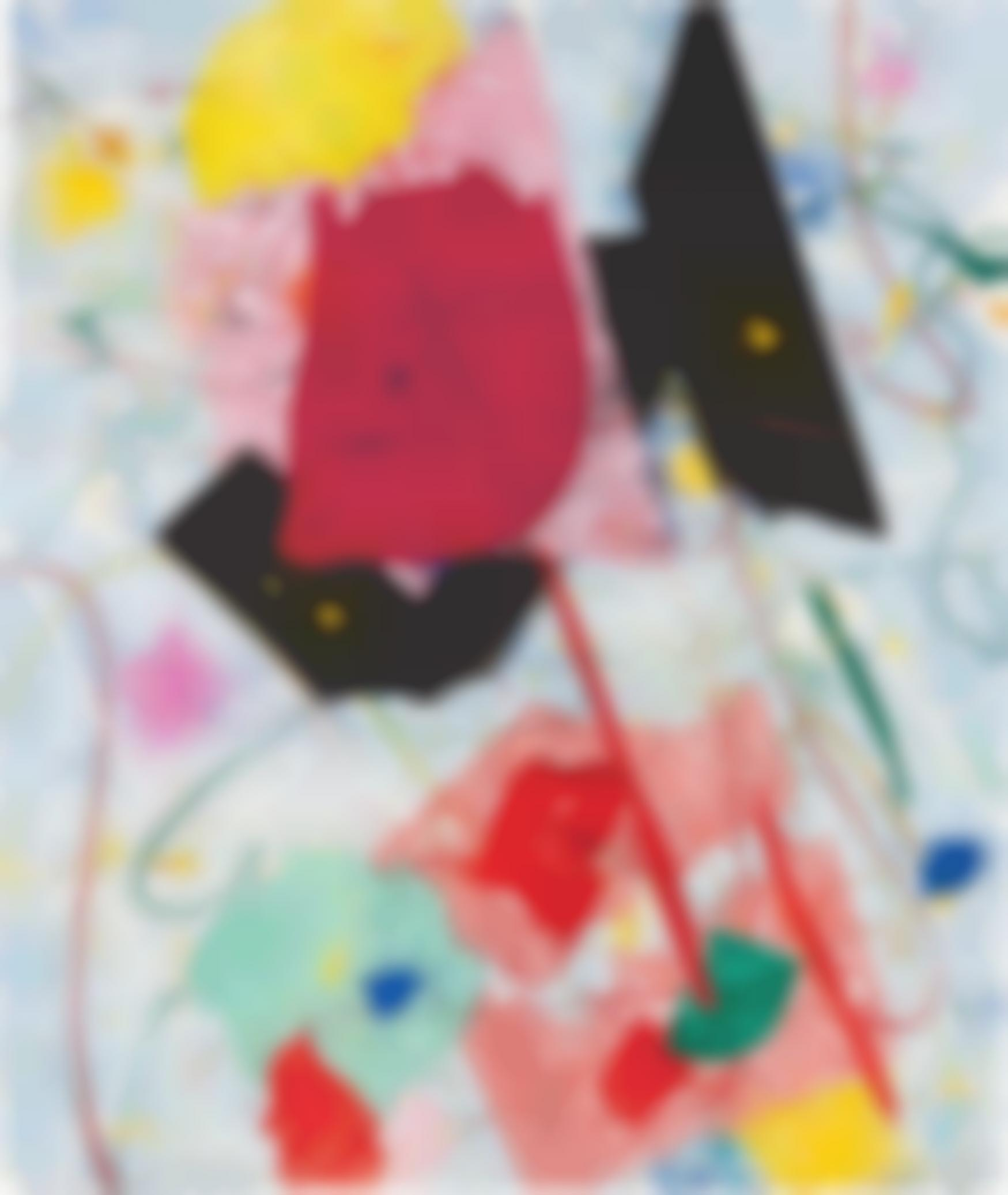 Sam Francis-Untitled-1984