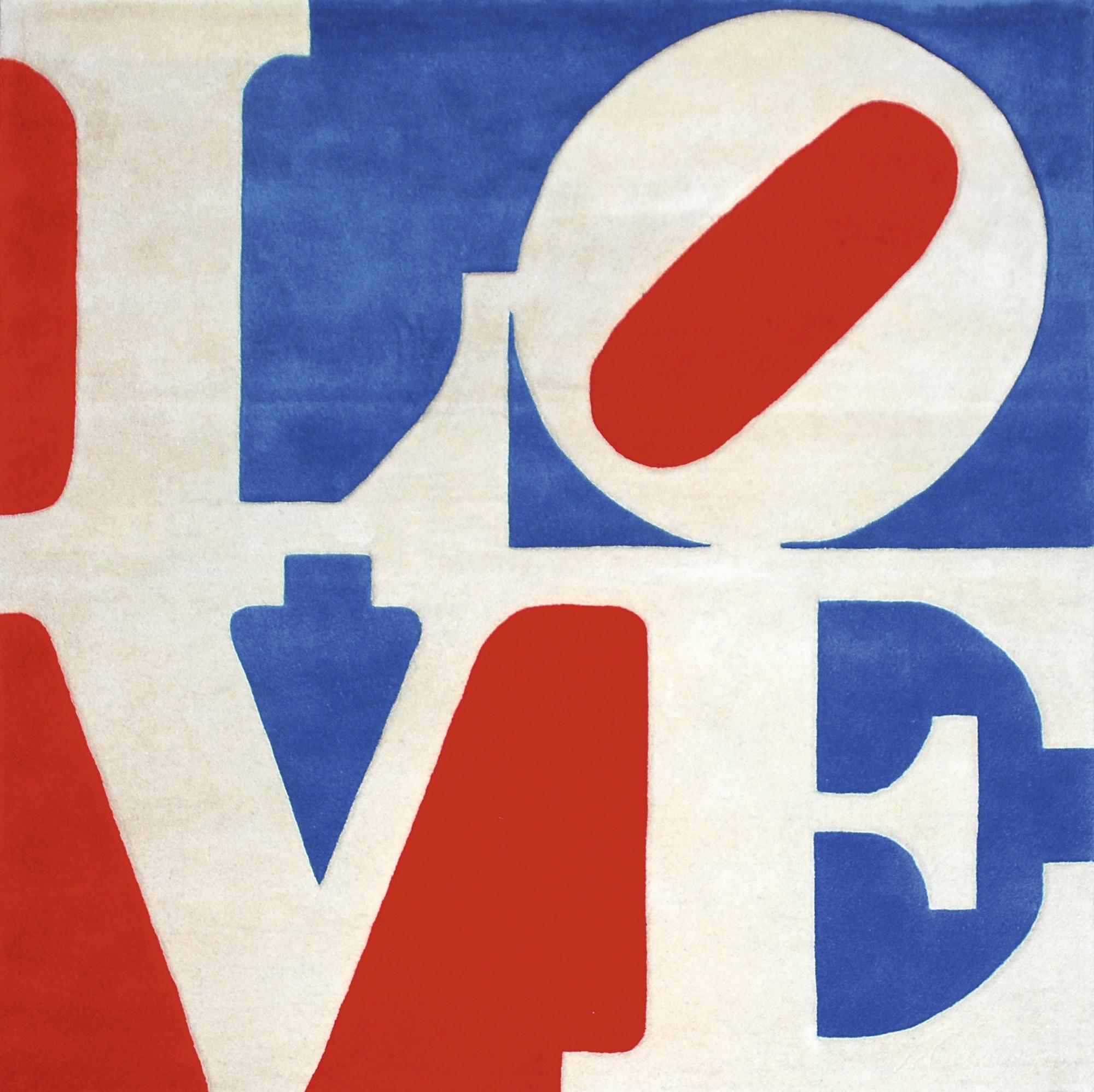 Robert Indiana-Chosen Love-1995