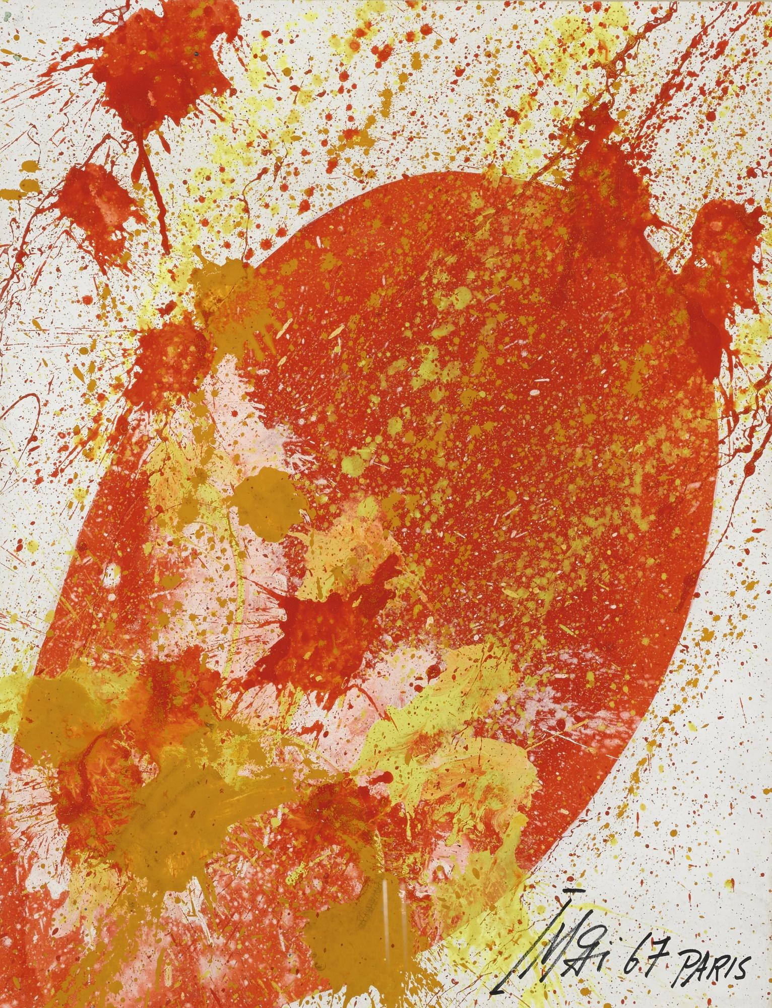Toshimitsu Imai-Soleil Levant-1967