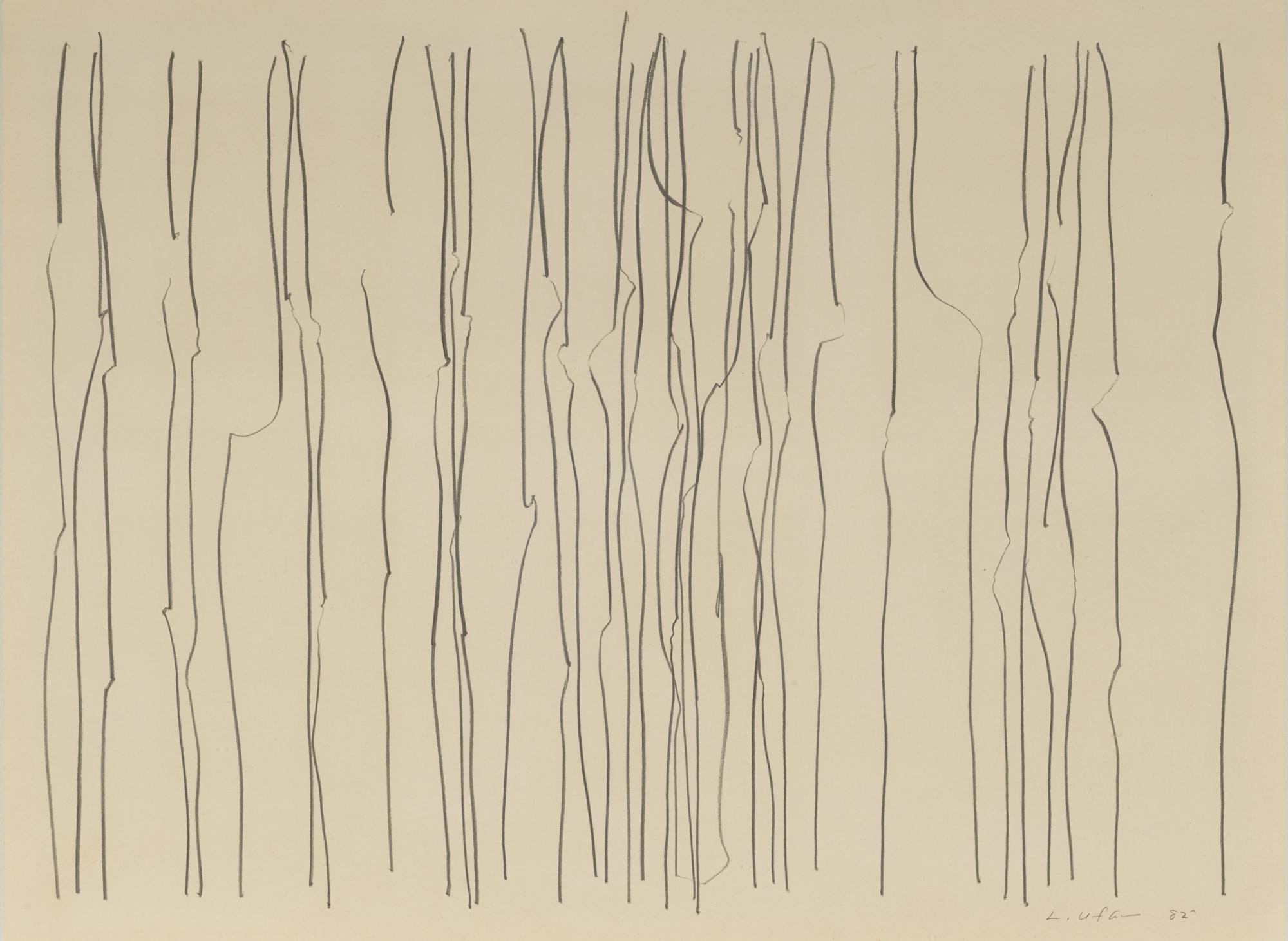 Lee Ufan-Untitled-1982