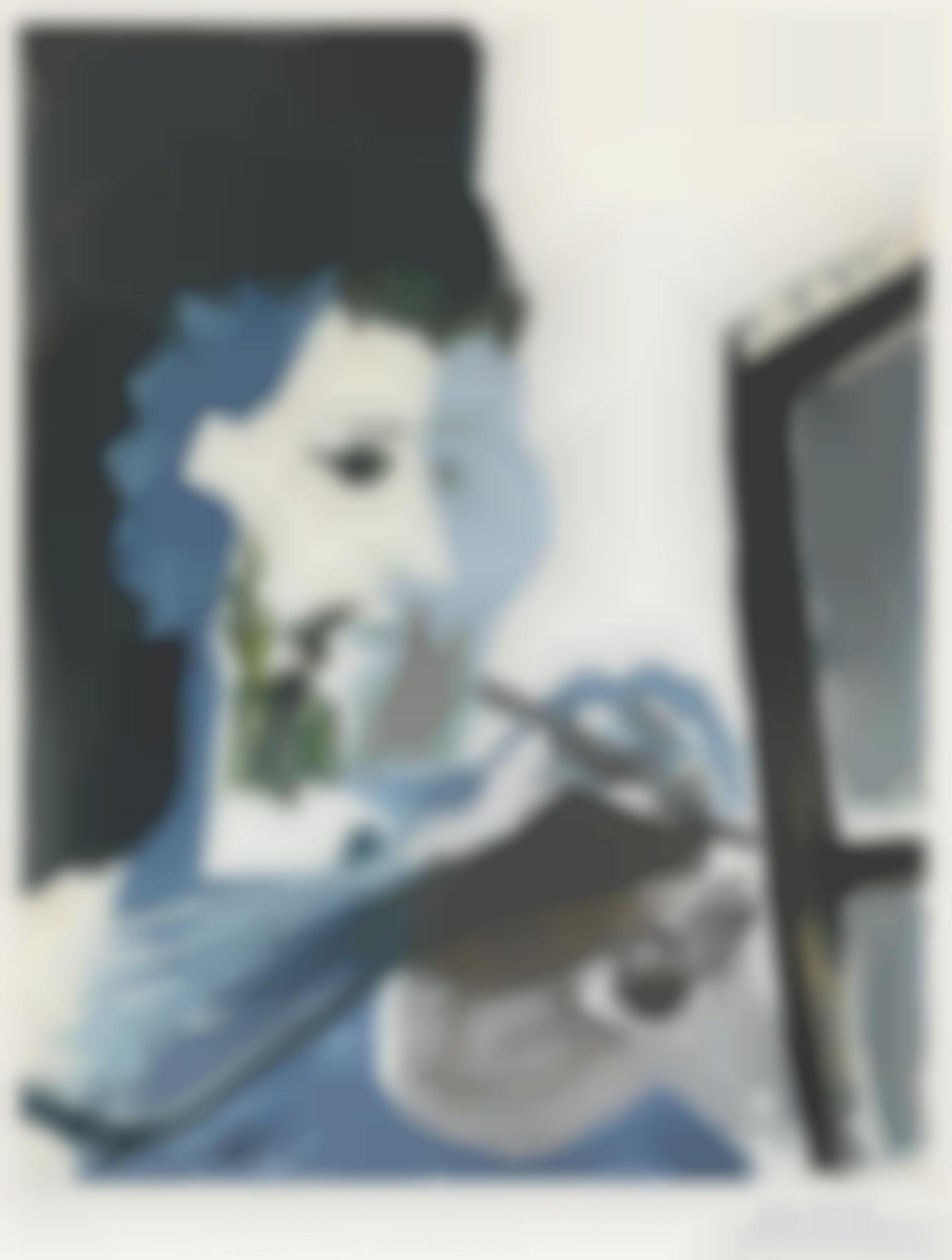 Pablo Picasso-After Pablo Picasso - Le Peintre-1957