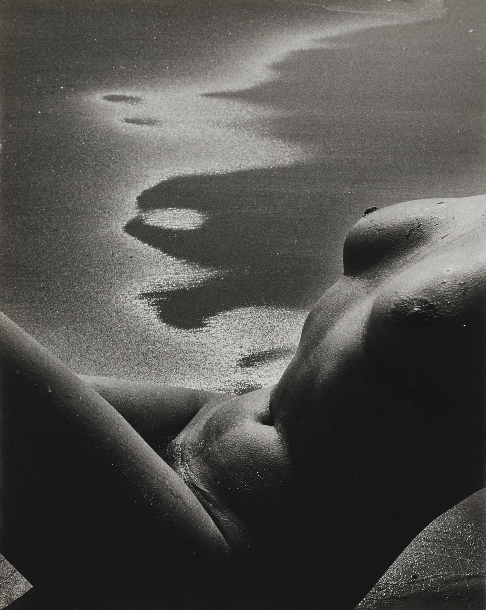 Lucien Clergue-Nu De La Mer-1960