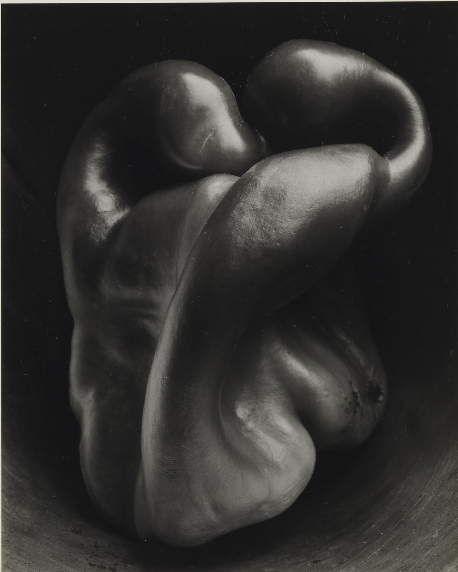 Edward Weston-Pepper (No. 30)-1930