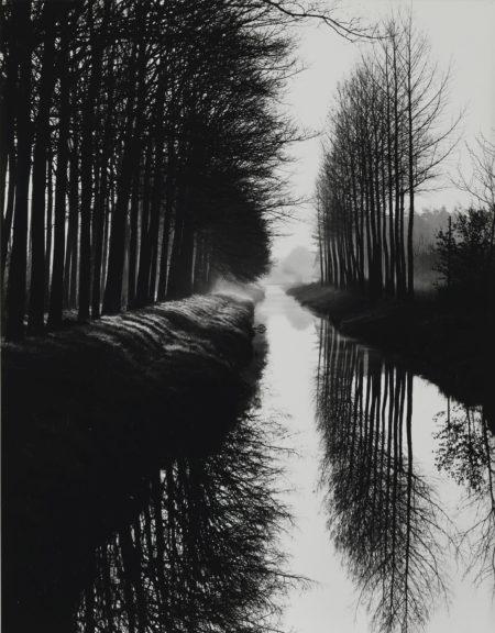 Brett Weston-Canal, Netherlands-1973