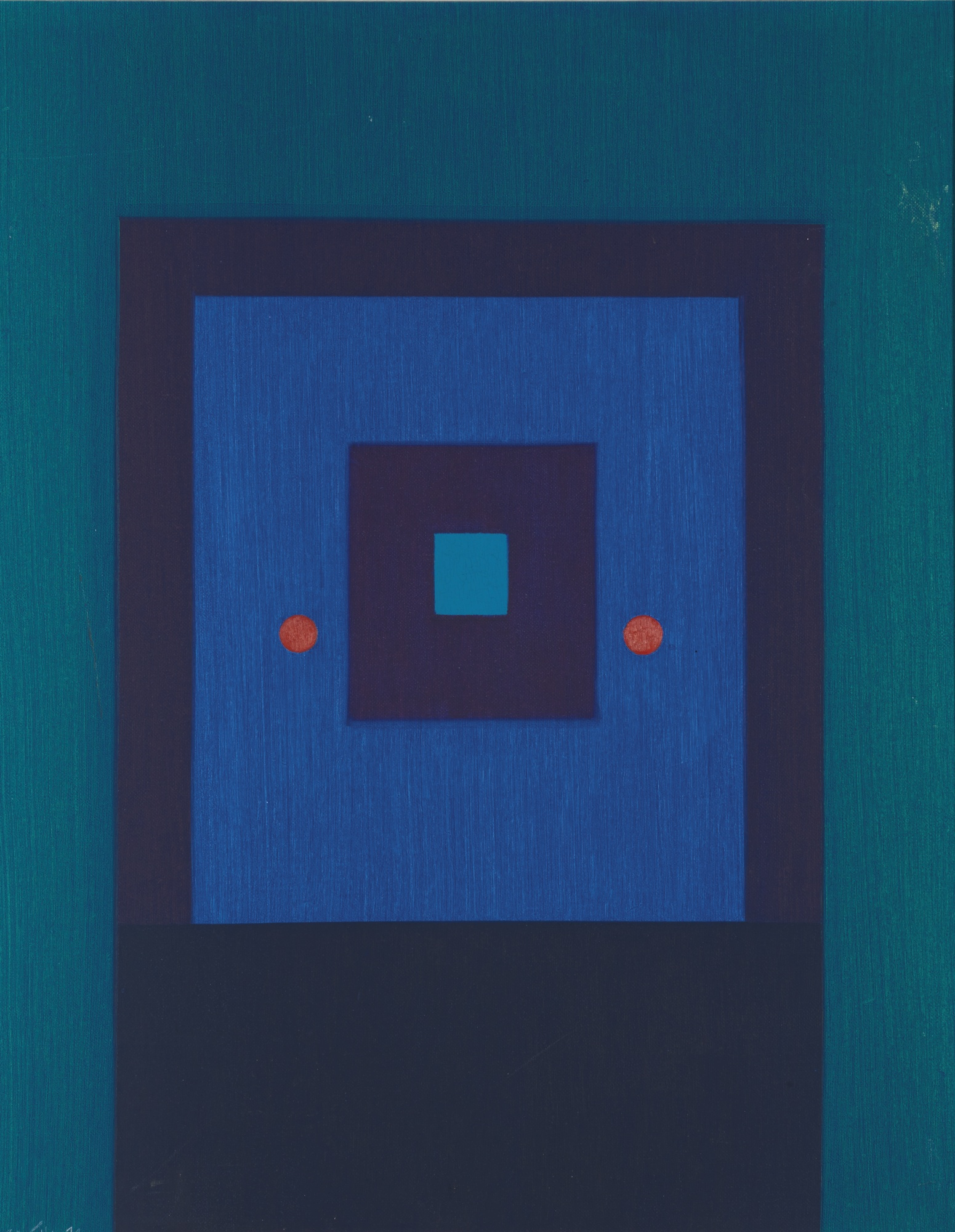 Ho Kan-Untitled-1977